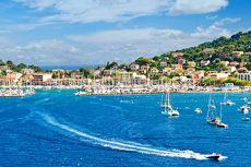 Saint-Tropez Port Grimaud cruise excursion