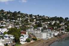 San Francisco Sausalito cruise excursion