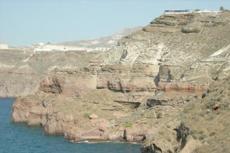 Santorini The Mountain of Prophet Elijah cruise excursion