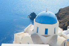 Santorini Island Tour cruise excursion