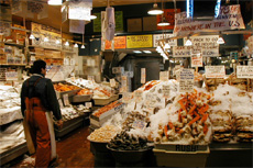 Seattle Pike Place Market cruise excursion