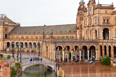 Seville (Cadiz) Andalusia Walking Tour cruise excursion