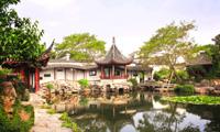 Shanghai Suzhou/The Humble Administrator's Garden