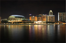 Singapore Night Safari cruise excursion