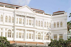 Singapore Raffles Hotel cruise excursion