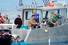 Sitka Fishing