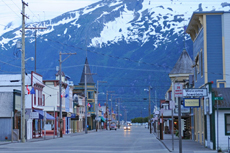 Skagway City Tour