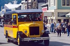 Skagway Street Car Tour cruise excursion