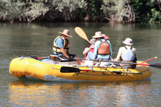 Skagway River Rafting/Eagle Preserve