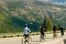 Skagway Bicycle tour