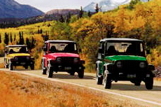 Skagway Jeep Tour