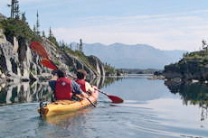 Skagway Kayaking cruise excursion
