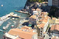 Sorrento City Tour cruise excursion