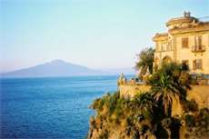 Sorrento Ravello Walking Tour cruise excursion