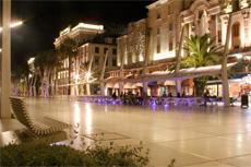 Split City Tour cruise excursion