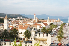 Split Trogir Walking Tour cruise excursion