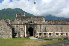 St. Kitts National Park cruise excursion