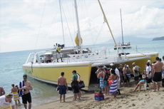 St. Kitts Catamaran Tour