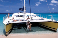 St. Lucia Catamaran Day Sail