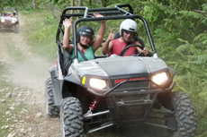 St. Martin Dune Buggy cruise excursion