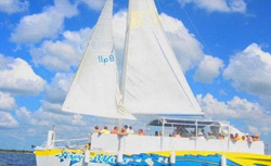 St. Martin Catamaran Tour cruise excursion