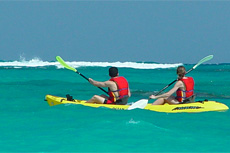 St. Martin Kayaking cruise excursion