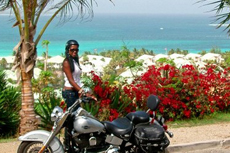 St. Martin Motorcycle Tour cruise excursion