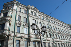 St. Petersburg City Tour cruise excursion