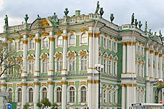 St. Petersburg Hermitage Museum cruise excursion