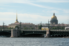 St. Petersburg Neva River Cruise