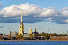 St. Petersburg Peter & Paul Fortress cruise excursion