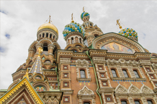 St. Petersburg Church of the Savior on Spilled Blood cruise excursion