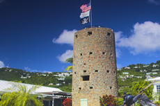 St. Thomas Historic Site cruise excursion