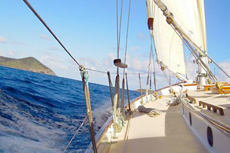 St. Thomas Schooner Tour cruise excursion