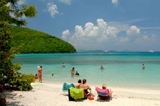 St. Thomas Island Tour cruise excursion