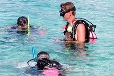 St. Thomas Scuba - beginner cruise excursion