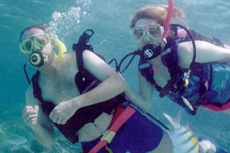 St. Thomas Scuba - certified cruise excursion