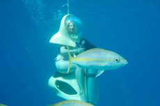 St. Thomas Underwater Scooter
