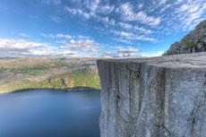 Stavanger Pulpit Rock
