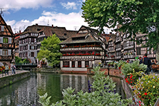 Strasbourg Le Petite France cruise excursion