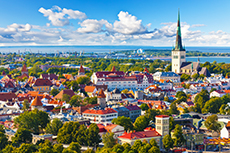 Tallinn City Tour cruise excursion