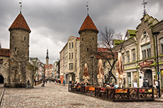 Tallinn Old Town of Tallinn cruise excursion