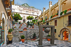 Taormina (Messina) City Tour  cruise excursion