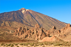 Tenerife Canadas del Teide cruise excursion