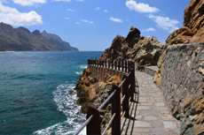 Tenerife Taganana Walking Tour cruise excursion