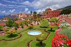 Tenerife Tenerife gardens