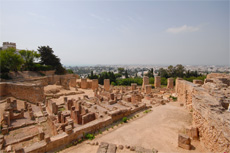 Tunis (La Goulette) Historic Carthage cruise excursion