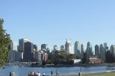 Vancouver City Tour cruise excursion