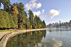 Vancouver Stanley Park cruise excursion