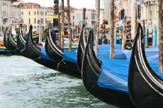 Venice Gondola Ride cruise excursion